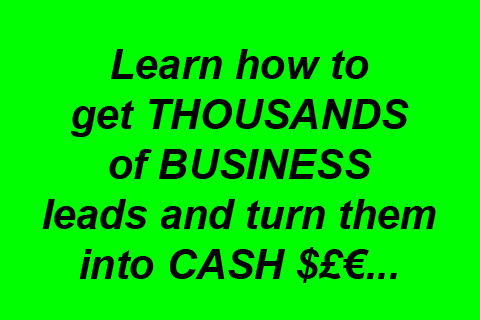 Click here for more details on, Business leads, B2B sales and SEO