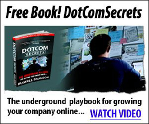 Click here for more details on, Dotcom Secrets