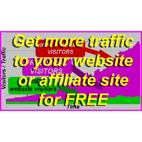 Free viral traffic generator tool.