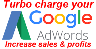 Turbo charge your sales with Google Adwords