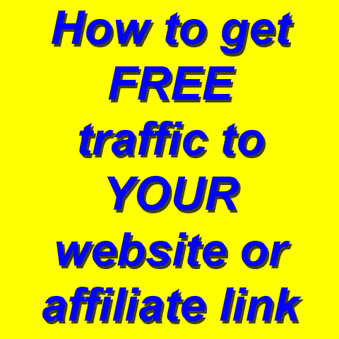 Click here for more details on, How to get FREE traffic to your website