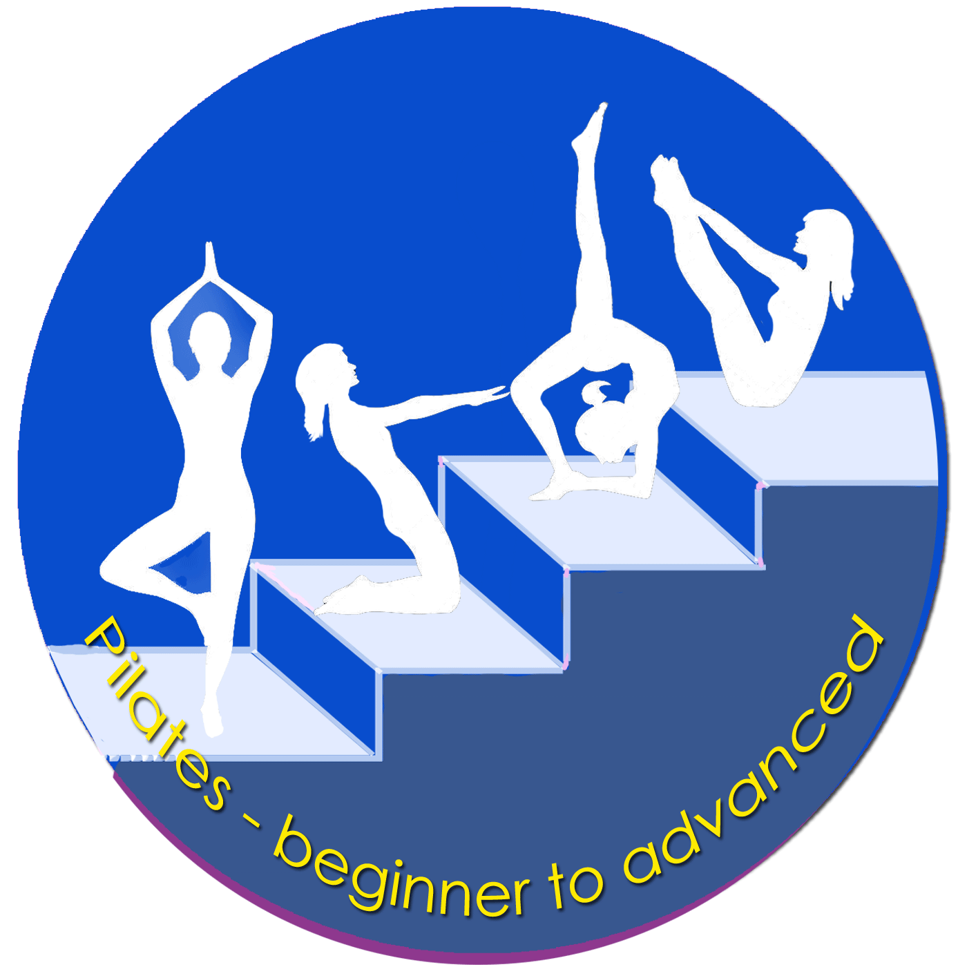 Click here for more details on, Pilates beginner - intermediate - advanced
