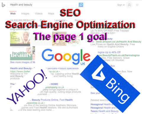 SEO Search Engine Optimization course
