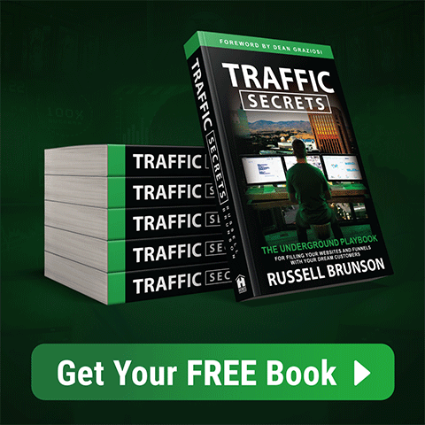 Click here for more details on, Traffic secrets book