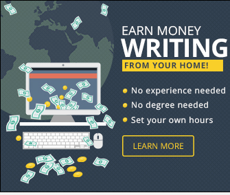Earn money by writing product reviews.